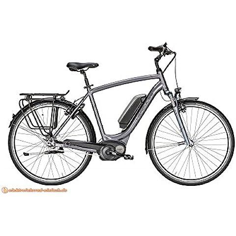 'Hercules Robert R8S Bike E-Bike Pedelec bicicleta eléctrica 28Hombre 56cm Marco 500WH Batería Modelo 2016