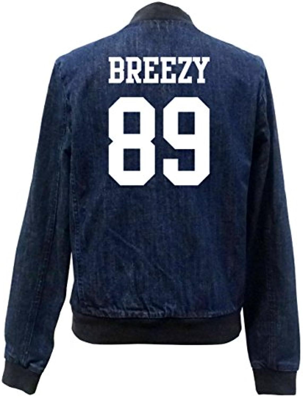 Breezy 89 Bomber Giacca Jeans Freak Certified Freak Jeans 2b7d36 ... 31913d14caf