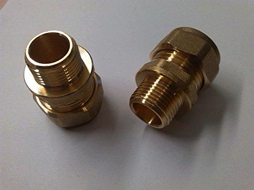 Generic qy-uk4-16 feb-20-2170 * * * * * * * * 1 * * * * * * * * * * * * * * * * 3962 * * * * * * * * * * * * * * * * Flexible robinet 3/20,3 cm M mâle européenne 15 mm x 15 mm x 3/20,3 cm Sandales Adaptateur F X 2 Ter x 2 connecteur adaptateur ECTOR x 2