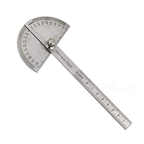 SEN Winkelmesser-Finder-Arm-Regel-Maß des Edelstahl-0-180