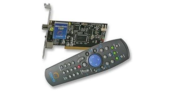 COMPRO VIDEOMATE T220 PCI DVB T TERRESTRIAL TV TUNER