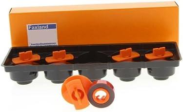 Korrekturband Lift-Off für Brother AX 410-5 Stück, Marke Faxland, kompatibel für AX410