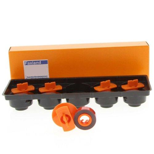 Korrekturband Lift-Off für Brother AX 230 - 5 Stück, Marke Faxland, kompatibel für AX230