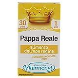 Vitarmonyl PAPPA REALE ● Integratore 30 perle ● Programma completo 1 mese ● Registrato Ministero Salute Italiano