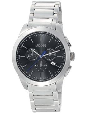 Joop Herren-Armbanduhr XL Savvy Chronograph Quarz Edelstahl JP100711F08