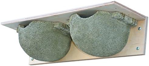 Schwegler 00312/6 Mehlschwalben Doppelnest Nr. 9/B