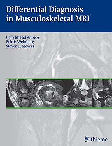Differential Diagnosis in Musculoskeletal MRI (English Edition)