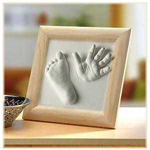 Hand und Fußabdruck Set 3D