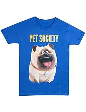 La Vida Secreta de tus Mascotas - Camiseta para niño - The Secret Life Of Pets