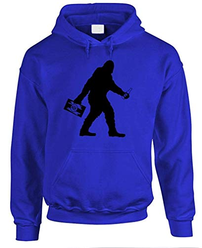 Artpower Sasquatch Bigfoot Beer Funny Party Mens Pullover Hoodie -