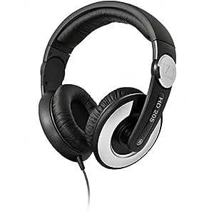 Sennheiser HD205 II, Closed over ear headphone with rotatable earcup