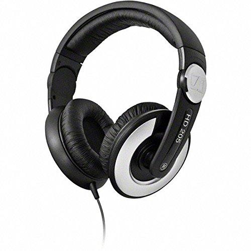 Sennheiser HD 205 II On-ear Black