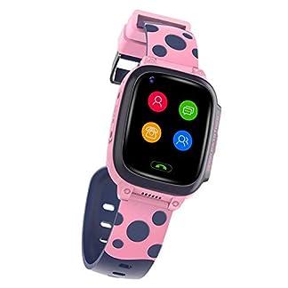 Reloj Inteligente Reloj Inteligente for niños Y95, videollamada HD 4G Full Netcom con AI Pago WiFi Chat GPS Reloj de posicionamiento GPS for niños Moda Usable