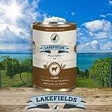 LAKEFIELDS Dosenfleisch-Menü Lamm fettarm 400g (12 x 400g)