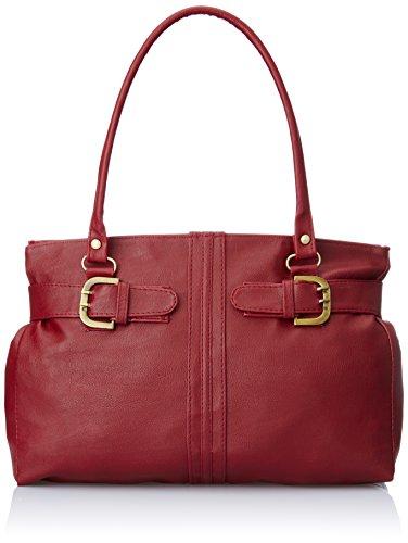 Alessia74 Women's Handbag (Maroon) (PBG242I)