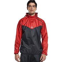 Cody Lundin Sauna Suit Hombres Traje de sudoración XXXL Fitness Traje de  pérdida de Peso ( aa41d7f7a9f8d
