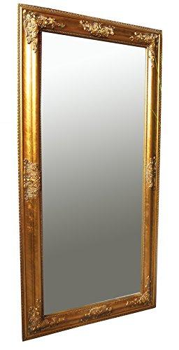 B.U.S. Wohnstyle GmbH Spiegel Wandspiegel Kathy antik Gold Barock 100 x 50 cm