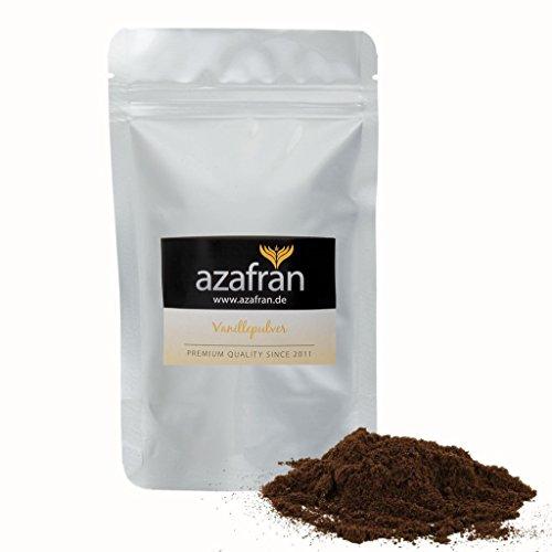 Preisvergleich Produktbild Azafran Vanille gemahlen - Vanillepulver 25g