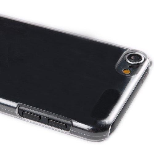 tinxi® Custodia case in PU per Samsung Galaxy S5 I9600 con supporto di stand e fessure per carte di credito caso guscio protettivo chiusura magnetica disegno Motivo Torre Eiffel trasparente