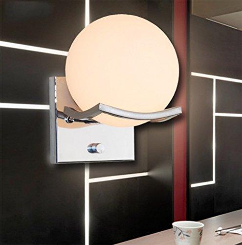 Moderne Minimaliste Applique chaud Chambre Lampe de chevet Hôtel Salon Creative Aisle Lumières Balcon Couloir Escalier Applique