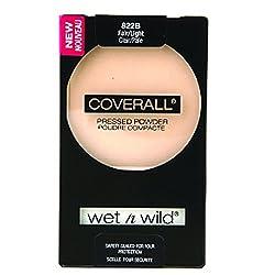 Wet n Wild CoverAll Pressed Powder Fair/Light 822B