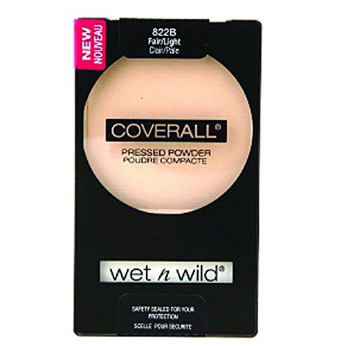 WET N WILD Coverall Pressed Powder - Fair/Light