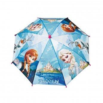 Paraguas Frozen Disney apertura seguridad 38cm