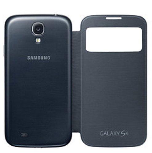 View cover Origine per Samsung Galaxy S4 I9505 - nero - Custodia a flip