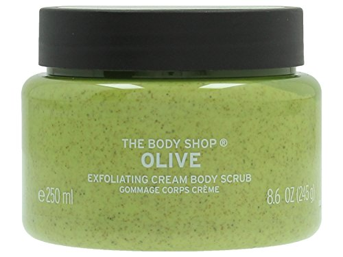 The Body Shop Body Scrub Olive, 1er Pack (1 x 250 ml)