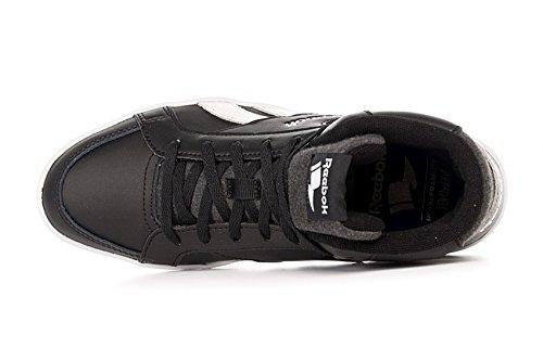 Reebok - Royal Kewtee Ml, Scarpe sportive Donna Nero (Negro (Black / White))