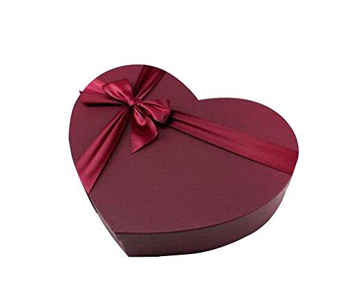 Boîte de chocolat - Coffret cadeau en forme de coeur