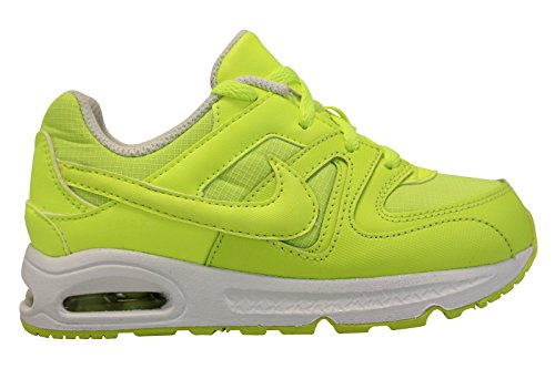 Nike - Nike Air Max Command (PS) Kinder Sport Schuhe Gelb Fluo 412228 gelb / weiß