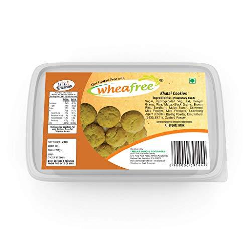 Gluten Free Biscuits Size:200 GMS|Flavor:Khatai