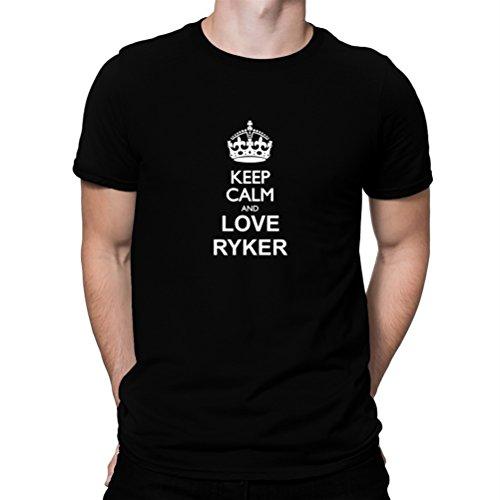 Maglietta Keep calm and love Ryker