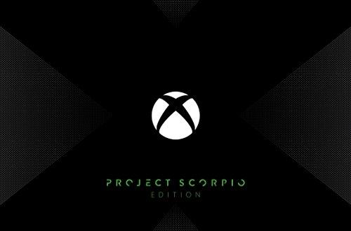 Xbox One X Project Scorpio Edition Console, 1 TB