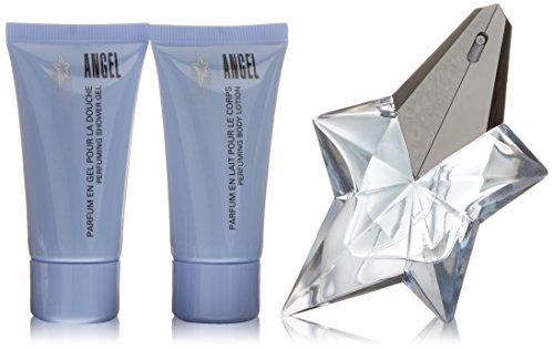Thierry Mugler Angel Eau De Perfum 25 Ml + Crema Corpo 30 Ml + Gel Doccia 30 Ml