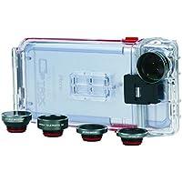 Optrix by Body Glove Pro Action Kamera Gehäuse (Wasserdichtes, geeignet für iPhone 6/6s)