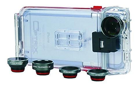Kit Optrix PRO by Body Glove pour iPhone 6 et 6s 100% Étanche