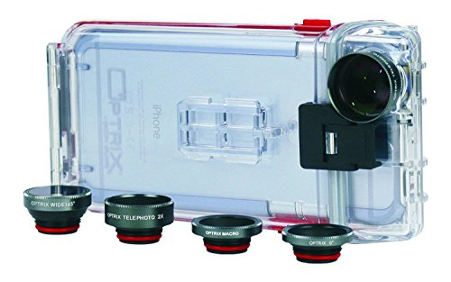 Optrix 9476802 - Kit de fotografía para Apple iPhone 6/6s