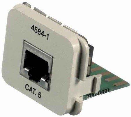 CommScope/AMP Netconn ACO Ins.SX0 568A 0-0284584-5 Einsatz/Abdeckung für Kommunikationstechnik 7330268033230