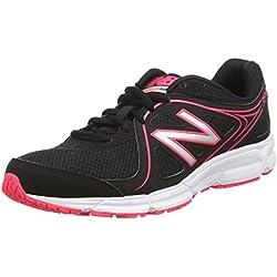 New Balance W390Bp2 Zapatillas de correr para mujer de sintético, Nero (Nero), 41 EU 7.5 UK