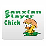 Eddany Sanxian Player chick - Plastic Acrylic