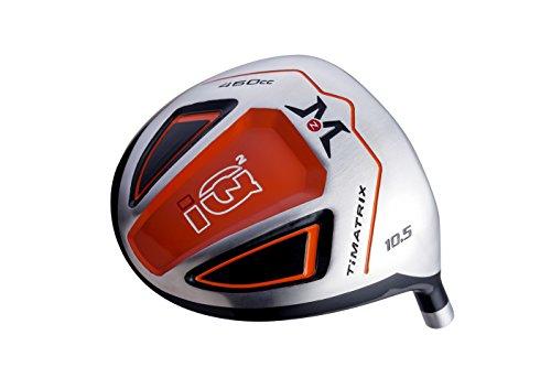 Mazel Driver de golf pour homme Tête Tête de club de golf 460cc 10.5degrees pour droitier,...