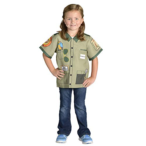 Aeromax My 1st Career Gear Zoo Keeper, Easy to put on shirt fits most ages 3 to 6 by Aeromax
