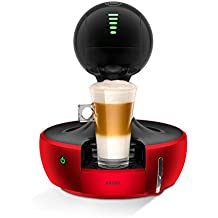 Krups KP3505 Pod coffee machine 0.8L Black,Red coffee maker - coffee makers (freestanding, Fully-auto, Pod coffee machine, Nescafe Dolce Gusto, Coffee capsule, Black, Red)