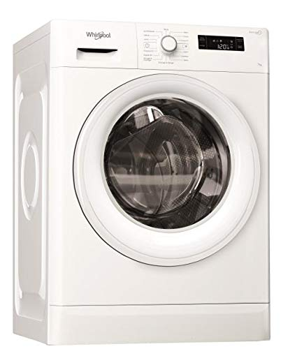 Whirlpool FWF 71483 W2 FR lavatrice Libera installazione Caricamento frontale Bianco 7 kg 1400 Giri/min A+++