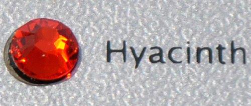 Stil aus künstlichem Swarovski Kristalle ~ # 2028Flatback Rhinestones ~ Größe 20SS ~ Jacinto 50PCS)
