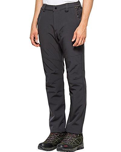 Jessie Kidden Pantaloni Trekking Donna Impermeabili Pantalone Softshell  Pantaloni Montagna Abbigliamento Escursionismo Invernali  5088F a1a38036877