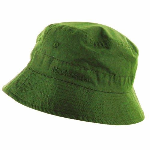 Highlander Premium Sonnenhut S grün - grün