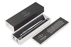 Idea Regalo - Parker Penna a Sfera Jotter con Dettagli Cromati, Confezione Regalo, Stainless Steel Chrome Trim